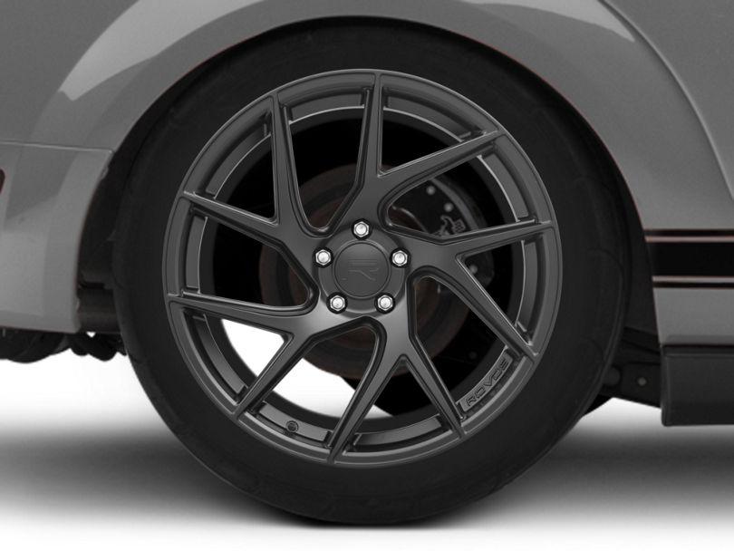 Rovos Joburg Satin Black Wheel - 20x8.5 (05-09 All)