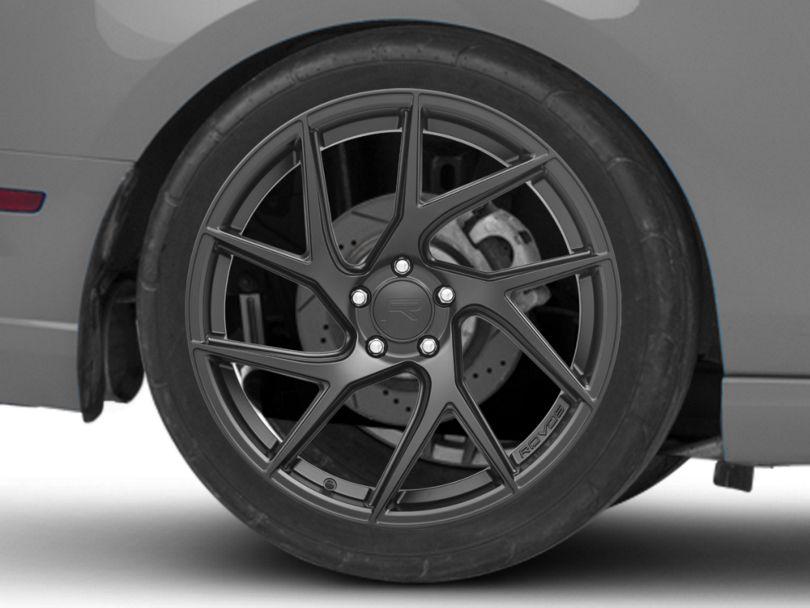 Rovos Joburg Satin Black Wheel - 20x8.5 (10-14 All)