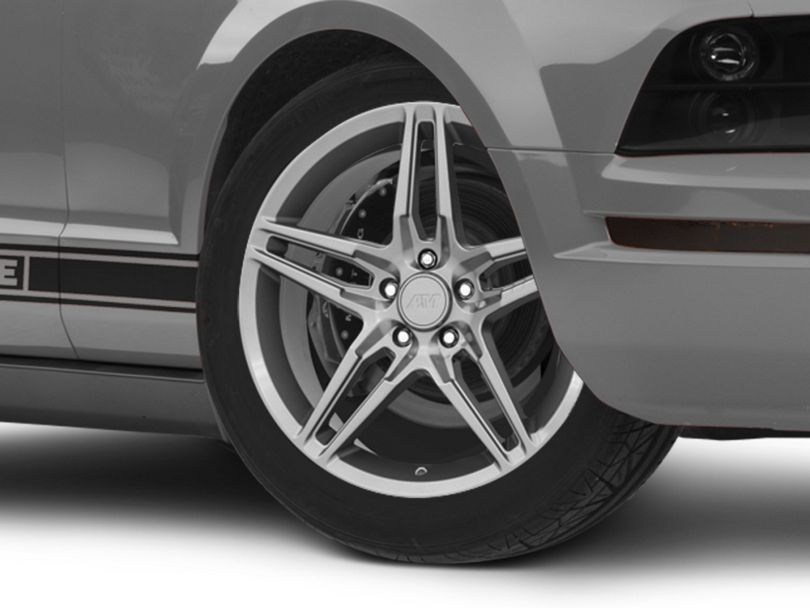 2018 Mustang Style Gunmetal Wheel - 19x8.5 (05-09 All)