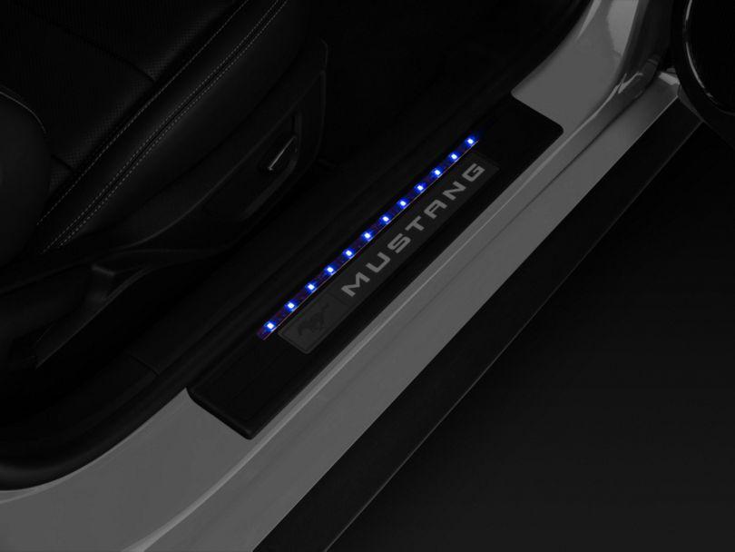Delta Floor Accent LED Light Strip - Blue (Universal Fitment)