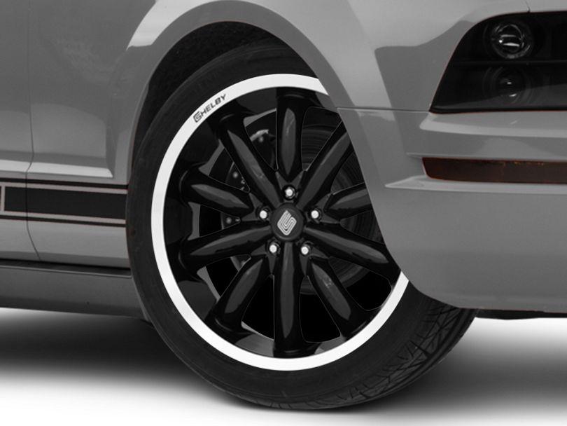 Shelby CS56 2.0 Black Wheel; 20x9 (05-09 All)