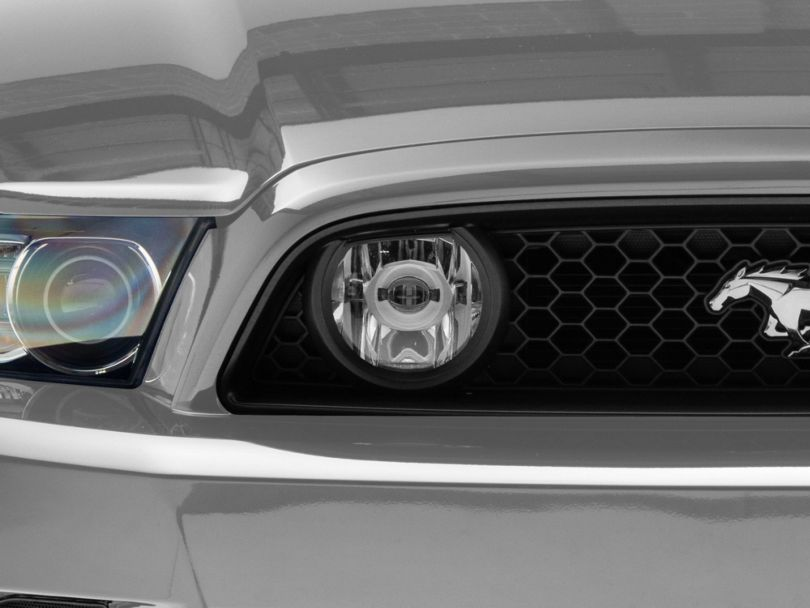 Oracle CCFL Headlight Halo Conversion Kit; Amber (13-14 w/ Factory HID)