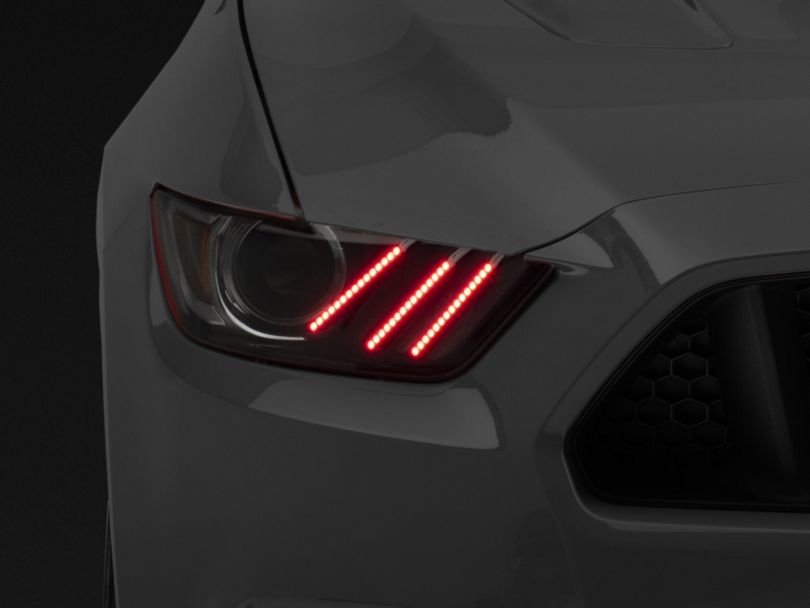 Oracle Headlight Concept Strip Kit; ColorSHIFT (15-17 All; 18-20 GT350, GT500)