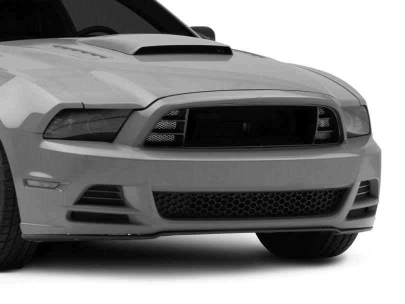 Anderson Composites Type-13/14 Upper Grille - Carbon Fiber (10-14 GT500)