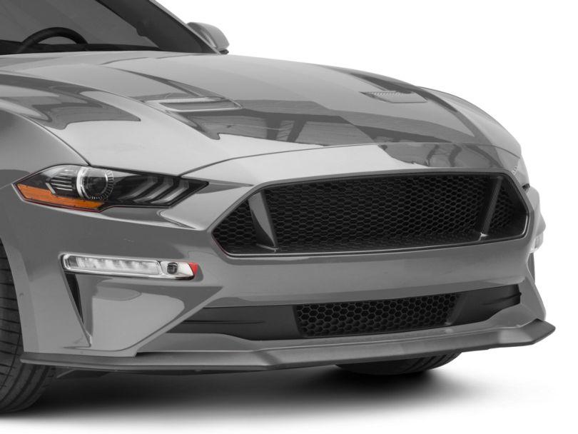 Anderson Composites Type-GT Upper Grille - Carbon Fiber (18-20 GT)