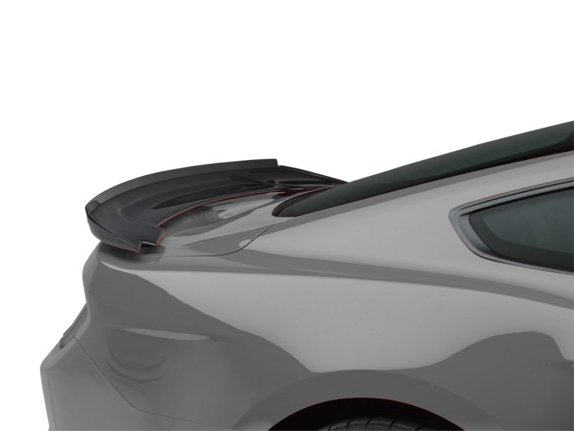Anderson Composites Type-ST Track Pack Style Rear Spoiler; Carbon Fiber (15-20 Fastback)