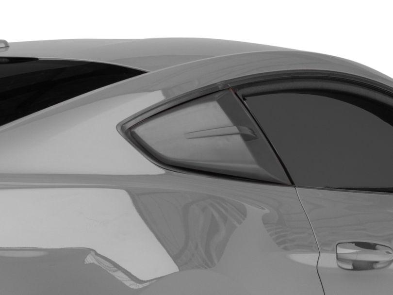 MMD by FOOSE Quarter Window Scoops - Unpainted (15-20 Fastback)