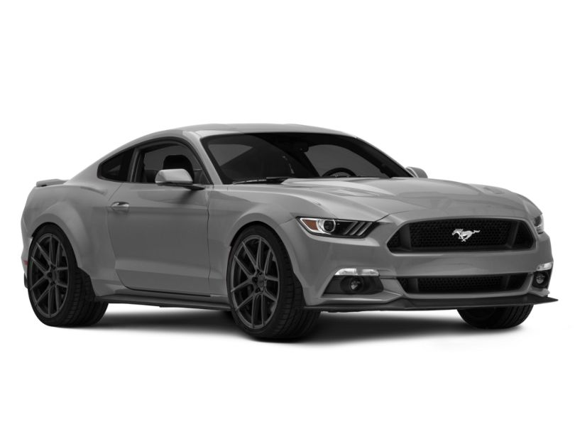 RTR Spec 5 Wide Body Kit - Unpainted (15-17 Fastback, Excluding GT350)