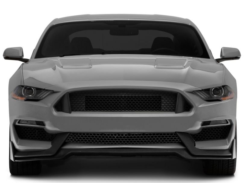 MP Concepts GT350 Style Front Bumper - Unpainted (18-20 GT, EcoBoost)