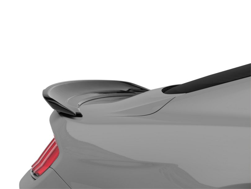 SpeedForm GT350 Style Track Pack Rear Spoiler - Gloss Black (15-20 All)