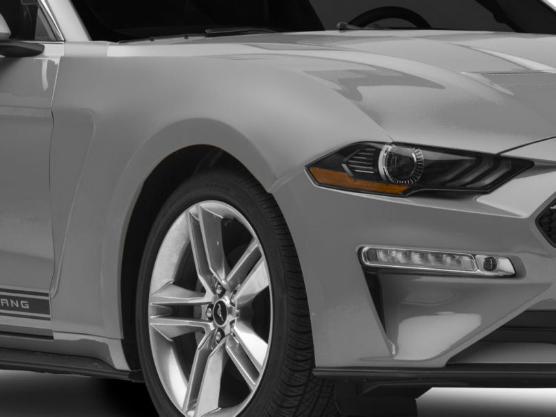 Anderson Composites Type-ST GT500 Style Front Fenders - Fiberglass (18-20 GT, EcoBoost)
