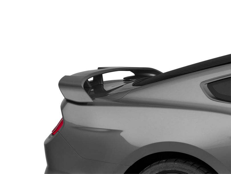 SpeedForm Performance Pack Style Rear Spoiler; Pre-Painted (15-20 Fastback)