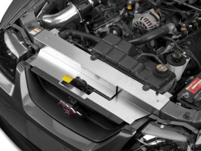 Modern Billet Brushed Stainless Steel Radiator Cover (99-04 All