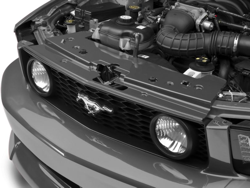 SpeedForm Radiator Cover - Pre-painted (05-09 GT, V6)