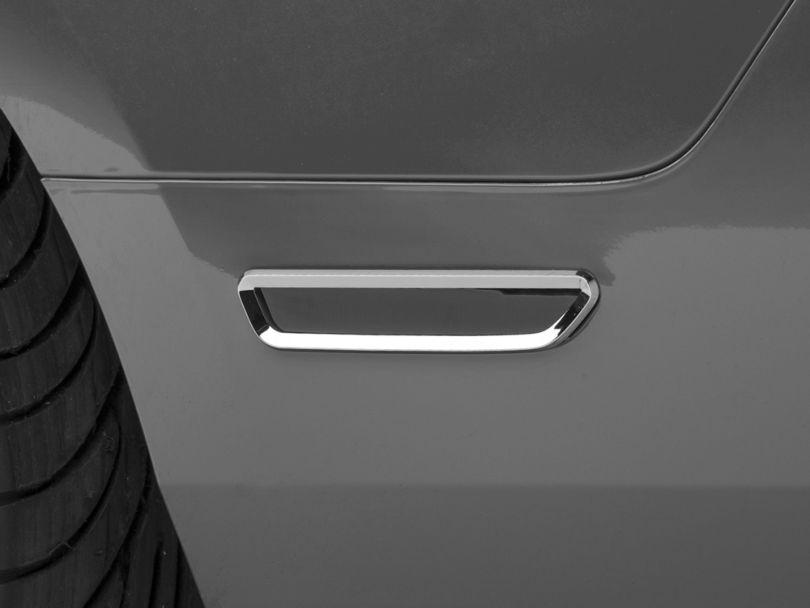 SpeedForm Quarter Light Trim - Chrome (10-14 All)