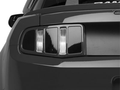MMD Pre-Painted Tail Light Trim - Black (10-12 All)