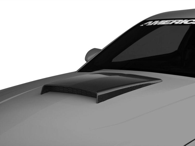 MMD Hood Scoop - Carbon Fiber (10-12 GT, V6)