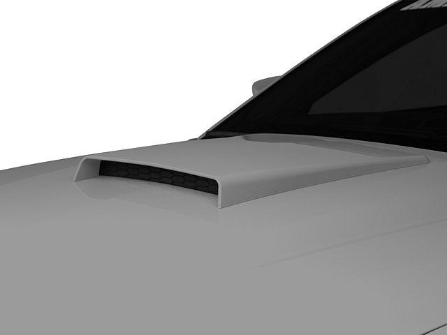 MMD Hood Scoop; Pre-Painted (10-12 GT, V6)
