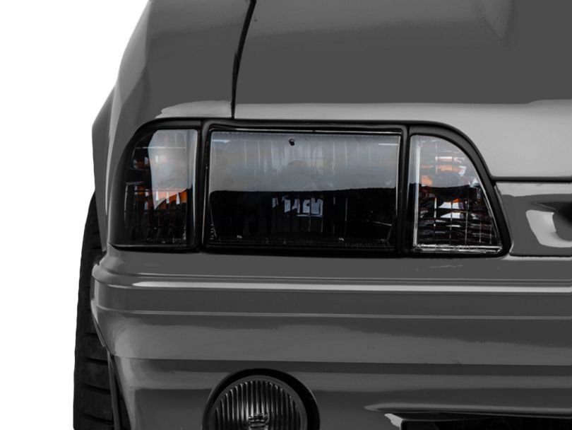 Axial Ultra Smoked Headlights (87-93 All)
