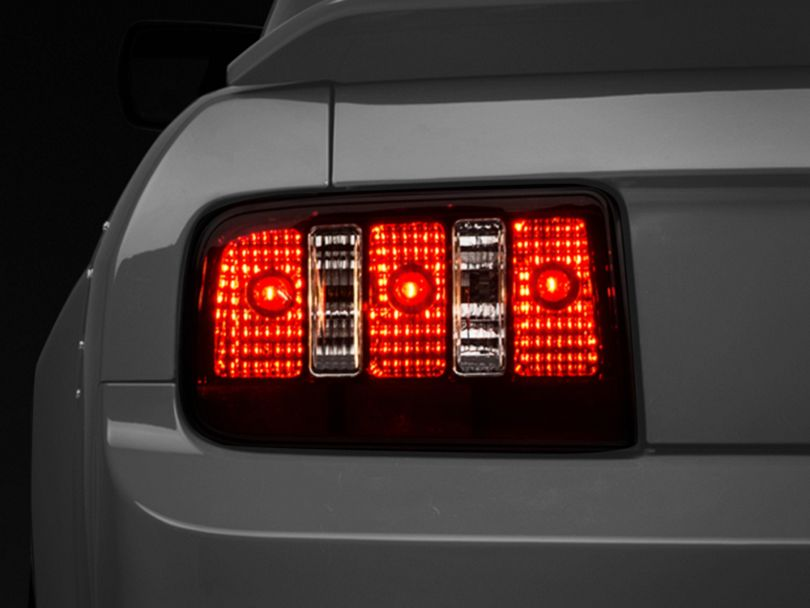 Raxiom Coyote Tail Lights - Smoked (05-09 All)