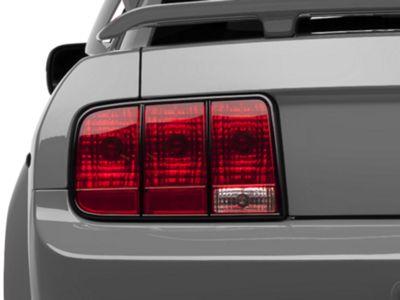 SpeedForm Black Tail Light Trim (05-09 All)