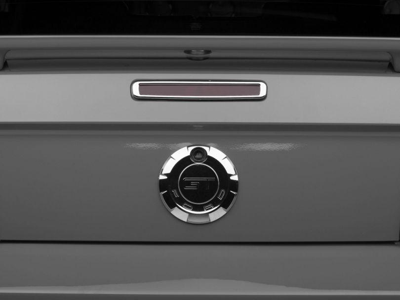 SpeedForm Third Brake Light Trim; Chrome (05-09 All)