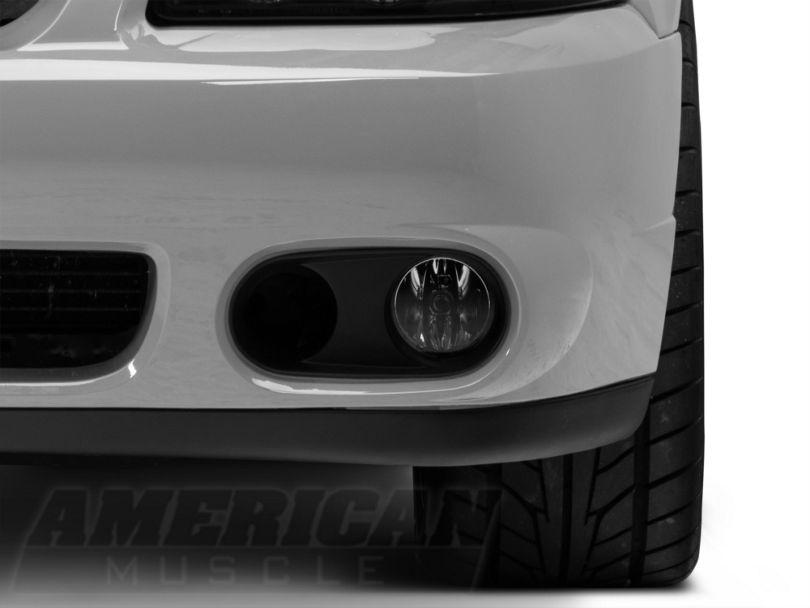 Ford Cobra Bumper Foglight Bezel - Left Side (03-04 Cobra)