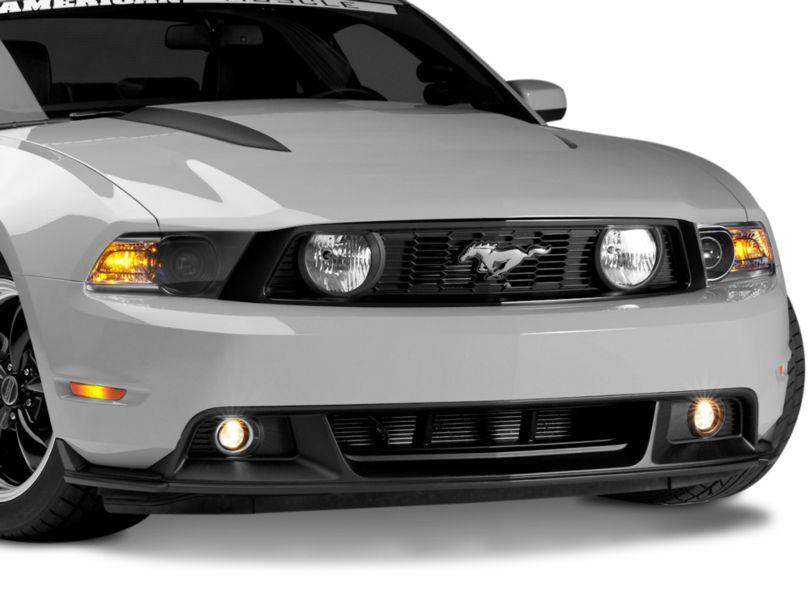 Ford BOSS/CS Style Lower Front Fascia w/ Foglights (10-12 GT)