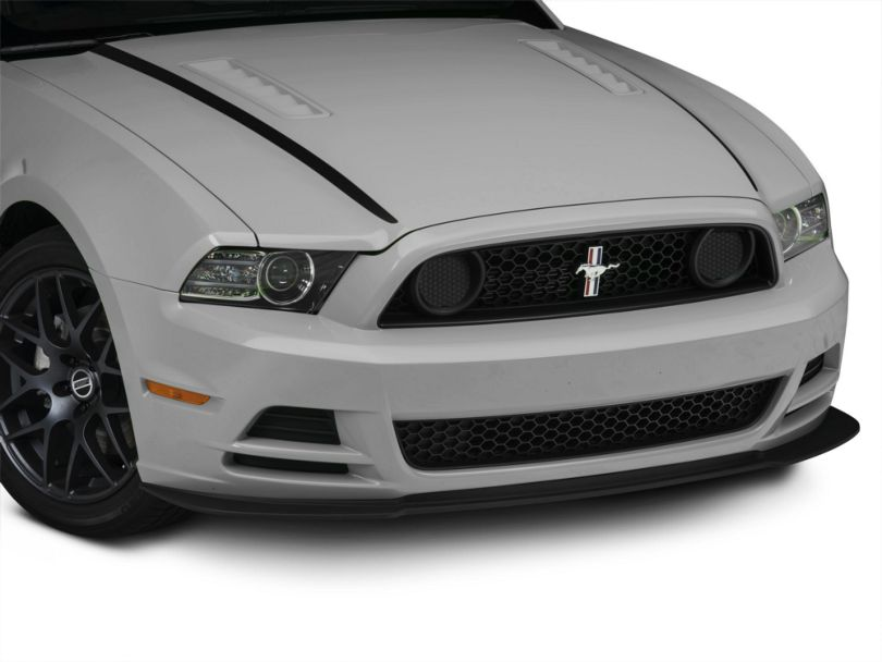 Ford BOSS 302 Front Chin Splitter Kit (13-14 GT, V6)