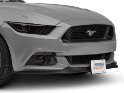 SpeedForm Flip Down License Plate Holder - Manual (15-19 All)
