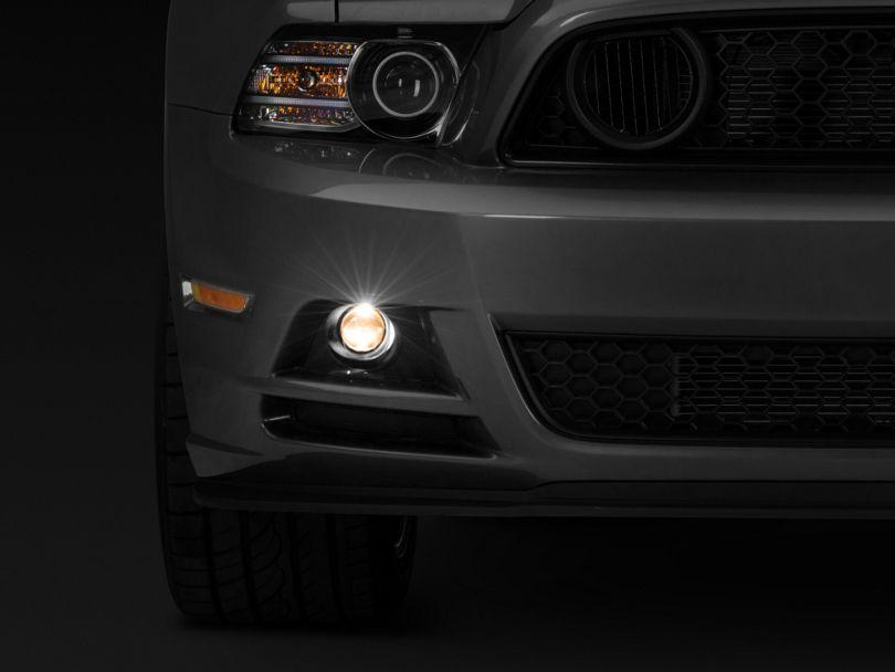 Raxiom Fog Light Kit - Lower Valance (13-14 GT)