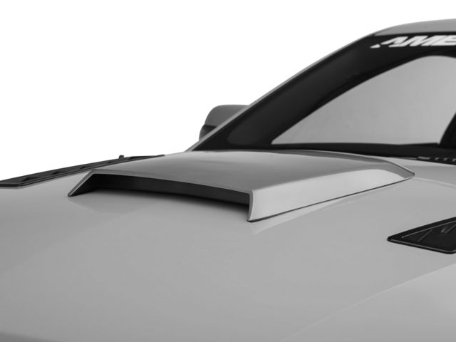 roush mustang hood scoop pre painted 69002p 05 09 gt. Black Bedroom Furniture Sets. Home Design Ideas