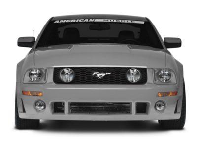 Roush Front Fascia - Unpainted (05-09 GT