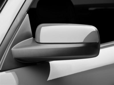 SpeedForm Pre-Painted Mirror Covers - Performance White (05-09 All)