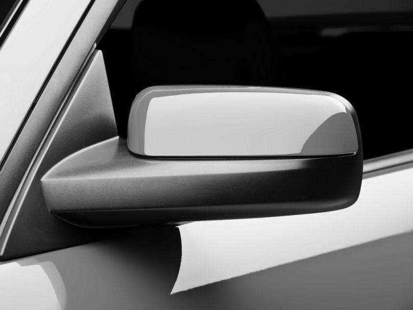 SpeedForm Mirror Covers - Unpainted (05-09 All)