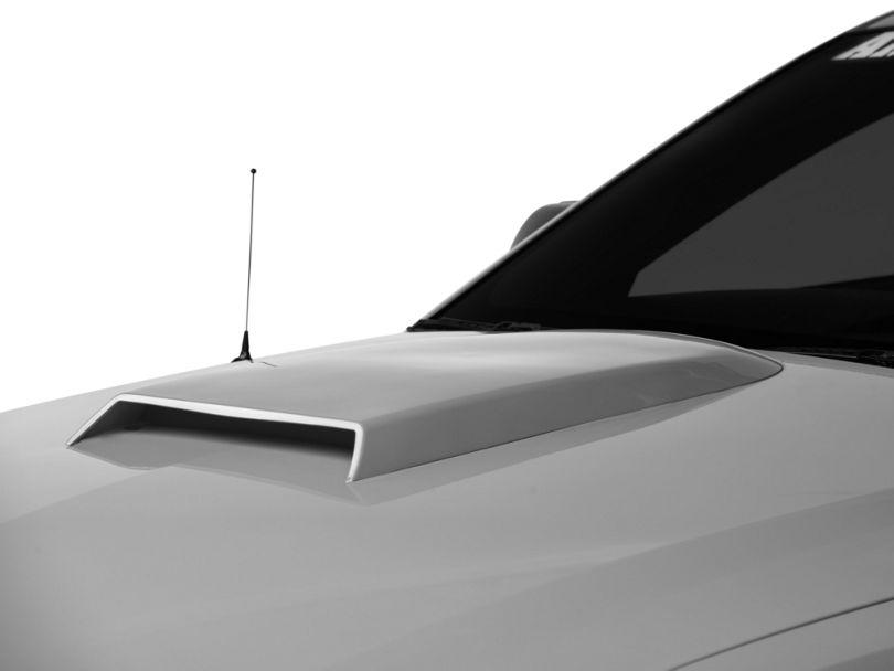 SpeedForm Hood Scoop; Pre-Painted (05-09 GT, V6)
