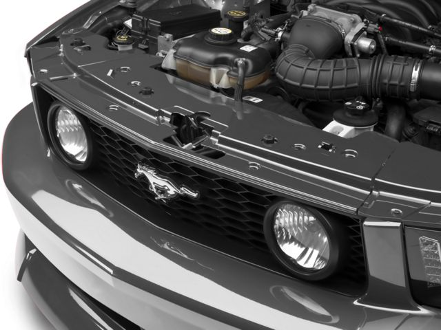 SpeedForm Radiator Center and Extension Cover Kit - Pre-painted (05-09 GT, V6)