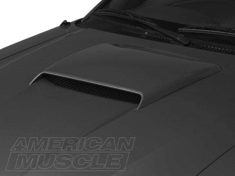 SpeedForm GT Style Hood Scoop; Unpainted (99-04 GT; 99-02 V6; 2001 Bullitt)