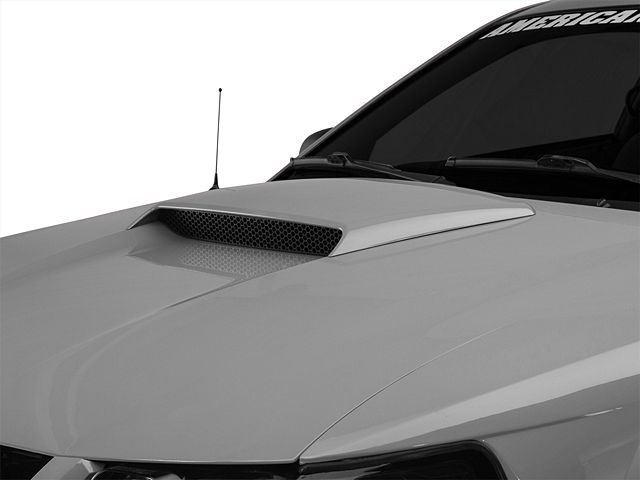 SpeedForm GT Style Hood Scoop; Pre-Painted (99-04 GT; 99-02 V6; 2001 Bullitt)