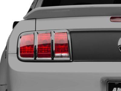 MMD Tail Light Trim - Chrome (05-09 All)
