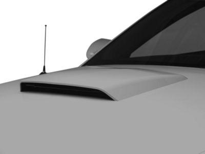 MMD Pre-Painted Hood Scoop - Black (05-09 GT, V6)
