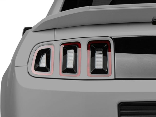MMD Tail Light Trim - Pre-Painted (13-14 All)