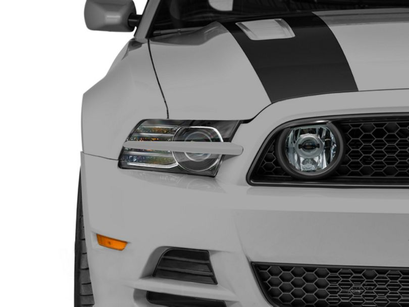 MMD Headlight Splitters - Unpainted (13-14 All)