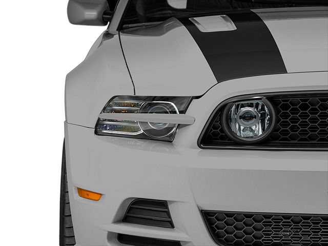 MMD Headlight Splitters - Pre-Painted (13-14 All)