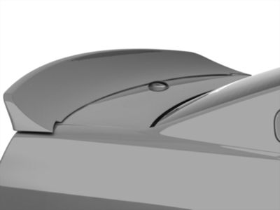 MMD Pre-Painted Ducktail Spoiler - Black (05-09 All)