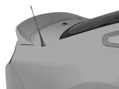 MMD Pre-Painted Ducktail Spoiler - Black (10-14 All)