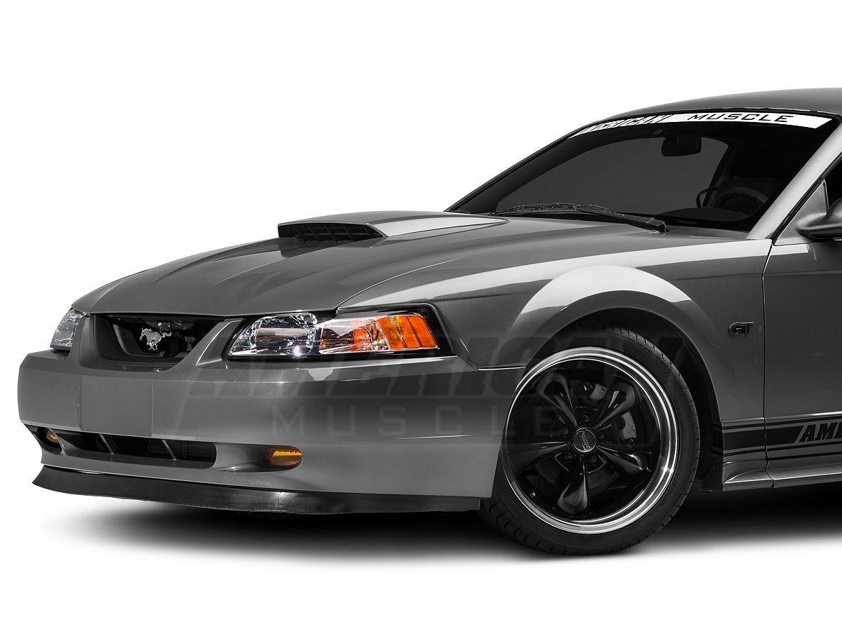 04 Mustang Gt >> Mmd Hood Scoop Pre Painted 99 04 Gt 99 02 V6 2001 Bullitt