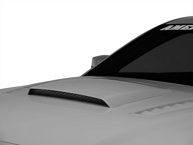 MMD Hood Scoop; Pre-Painted (13-14 GT, V6)