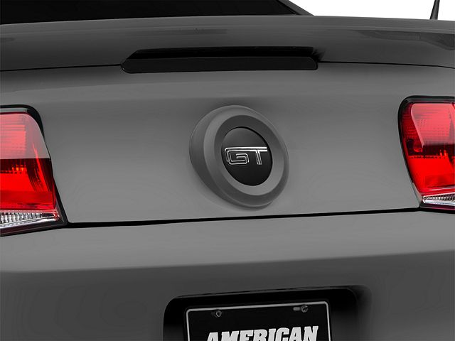 MMD Trunk Emblem Surround; Pre-Painted (10-12 All)