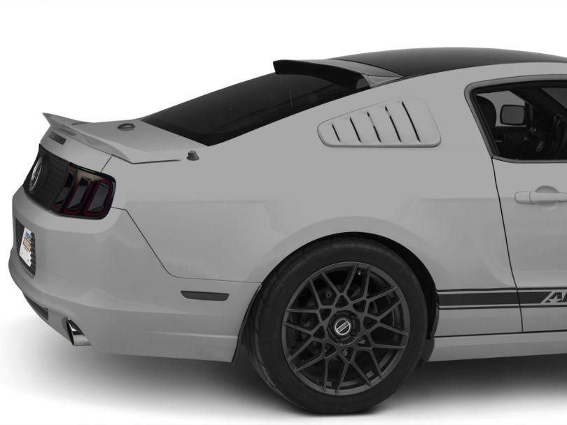 MMD Roof Spoiler; Carbon Fiber (05-14 Coupe)